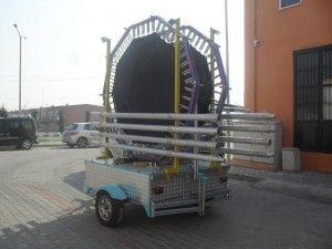 mobil salto trambolin
