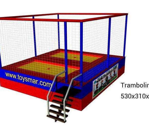 Ticari-Junior-Trambolin-2-Kisilik