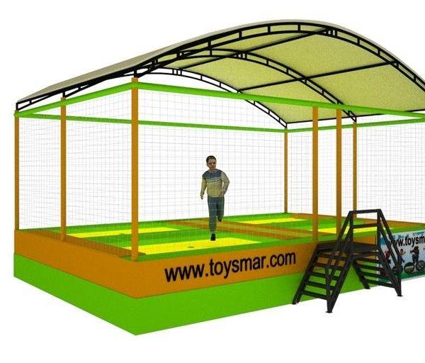Toysmar-Ticari-Catili-Junior-Trambolin-4-Kişilik